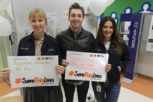 Hyundai присоединился к социальной кампании #SaveKidsLives