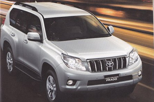 Новое фото Land Cruiser Prado