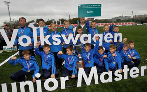 Volkswagen Junior Masters 2013