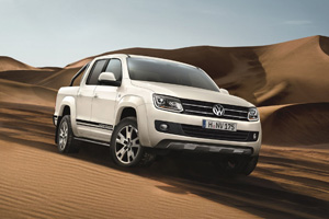 Премия Off Road Award: пятая победа Volkswagen Amarok