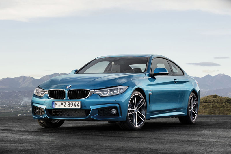 BMW 4 series 2017 coupe