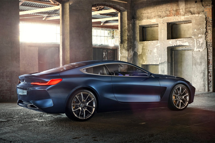 BMW 8-series concept coupe