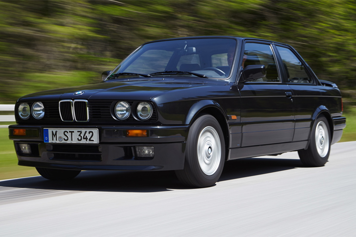 BMW 3er E30 coupe
