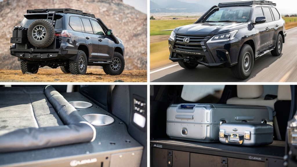 Lexus LX by Expedition Overland
