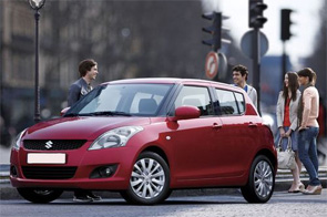 Новый Suzuki Swift 2011 уже в Автомире!