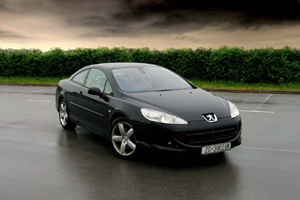 Peugeot 407 Coupe  стал мощнее