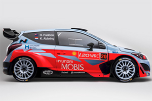Hyundai Motorsport представляет Hyundai Mobis World Rally Team