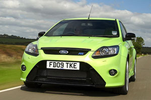 Ford Focus RS получил 368 л.с.