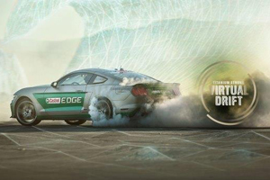 Castrol EDGE: Titanium strong virtual drift