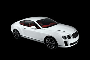 Старт продаж Bentley Continental Supersports