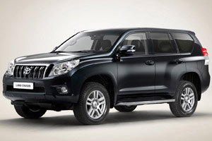 Toyota Land Cruiser Prado в наличии!