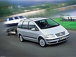 Volkswagen Sharan 2,8 AT