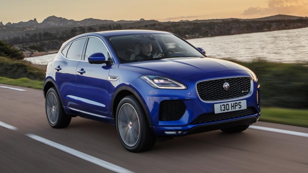 От E-PACE до умного сервиса: Jaguar Land Rover переходит на новый уровень