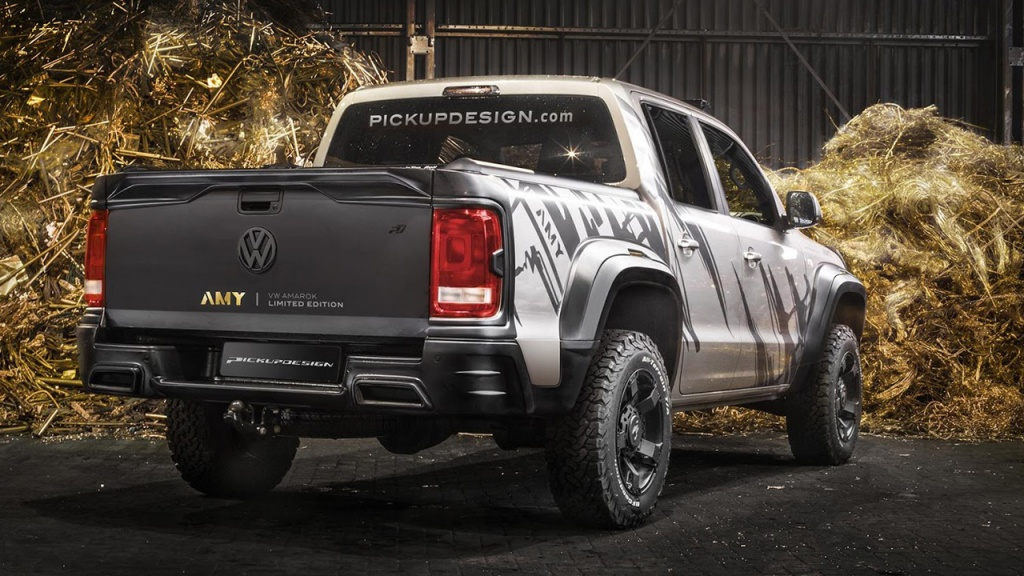 Volkswagen Amarok Amy Limited Edition
